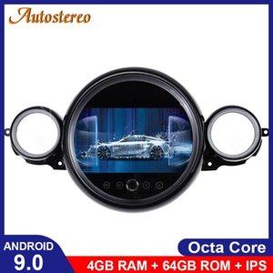 Android 10 64 + 4 GB Voiture GPS Navigation Headunit pour Mini R56 R60 Cooper 2007-2014 tête unité multimédia lecteur Radio magnétophone De Voiture dvd