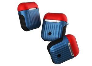 Nouvelle Bande Dessinée Souple En Silicone Pour Airpods1 / 2 Génération Silicone Liquide Anti-Baisse Protection Étui Couverture Pour AirPods DHL