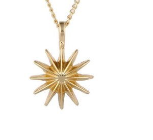 DHL Dogeared Necklace With Card You are amazing Gold sun star Pendant Noble and Delicate Silver Choker Valentine Day Christmas Gift nw