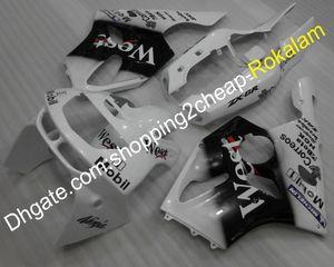 Kit carenti per Kawasaki ZX6R 94 95 96 97 ZX-6R ZX 6R 636 ZX636 1994 1995 1996 1997 Moto ABS Bodywork carenatura