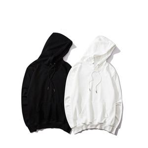 2019 Hip Hop sudaderas con capucha para mujer para hombre marca con ocasionales de la manera con capucha jersey con Hoode de calidad superior Primavera Atumun B101642V
