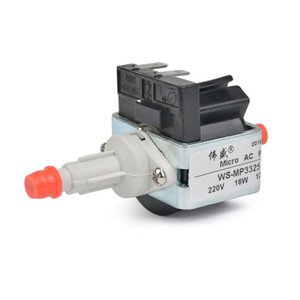 33DSB Electromagnetic pump 220V 16W Steam iron Medical device pump self-priming pump micor solenoid pump~