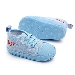 Macia Sole Anti-derrapante bebê sapatos infantis criança Calçado respiráveis Shoes Durable Sneakers bebé recém-nascido menina primeiro Walker DBC DH1414-1