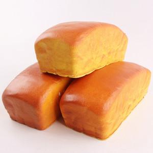 Squeeze Toys Riesen-Toast Squishy Jumbo-Laib Langsam steigendes, superweiches Brot, Kuchen, Stressabbau Neuheit