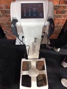 محلل فحص الجسم لآلة اختبار الدهون مقياس الصحة في الجسم تكوين الجسم تحليل عناصر تحليل عناصر المعاوقة الحيوية للمعدات