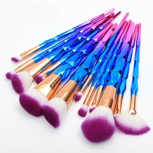 Professional 12pcs Brush Set Cream Power Professional Makeup Brushes Multipurpose Beauty Cosmetic Puff Batch Brushes with opp bag