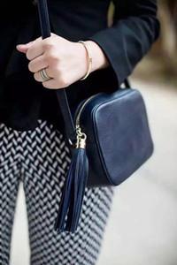 Tasche Designer-Taschen Einzel Top-Luxus-geneigte Schulter und weise berühmte Frauenhandtaschen diagonales Taille 308.364 Phase Paket 2020 10A EWW