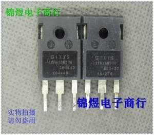 Original Used Field-Effect Transistor IXFH16N90Q MOSFET TO-247 TO-3P Test Ok