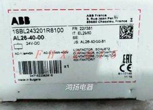 ONE NEW ABB Контактор AL26-40-00 24VDC