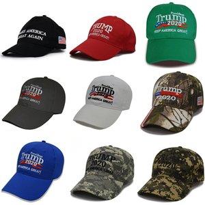 2020: Nuestra Salud, Gran Nuevamente Sombrero republicano Donald Trump ajustable de malla # 708 Baseballcap