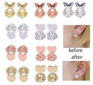 Magic Backs Support Earring Creative Woman Bax Earring Backs Lifts Fits All Post Earrings Lady Jewelry Accessories