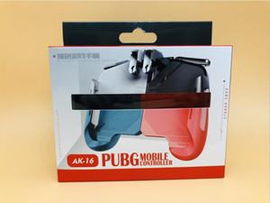 Teléfono móvil Eat Chicken Game Aim Control clave para el juego PUBG Juego para juegos móviles Disparador L1R1 Botón Juego Shooter Mobile YE