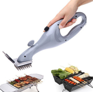Stainless Steel BBQ Cleaning Brush Outdoor Grill Cleaner with Steam Power Tools Cooking Cleaning Accessories KKA7903
