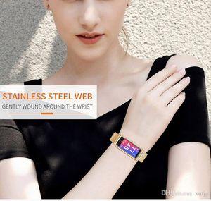 Y8 Smart Bracelet Blood Pressure Blood Oxygen Band Waterproof IP67 Heart Rate Y8 Smartband Pedometer Fitness Tracker 0.96 Inch Color Watch