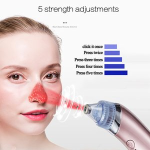 Blackhead Vacuum Electric Device Facial Skin Cleanser Kit Acne Cleaner Pore Remover Machine Acne Removal Blackhead Extractor Tool