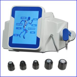 Onde d'urto della macchina terapia macchina Dolore muscolare Perdita di peso Cellulite stimolatore Fisioterapia Salute Cura ShockWave