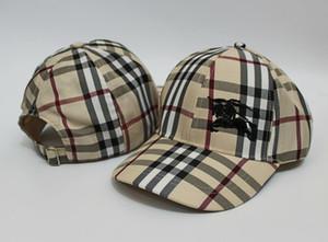 Brand New Freizeit-Männer Frauen-Ball-Kappen Polo 100% cottn fünf ocolors 1pcs / lot Verschiffen des freien Tropfens Hüte Caps