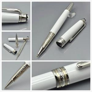 Cerâmica Meisterstek 163 canetas com secretaria da escola número de série dos artigos de papelaria de luxo escrita caneta esferográfica para o presente