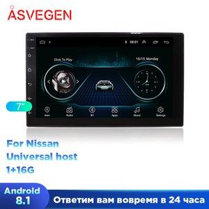 Android 8.1 Pour Universal Player Avec GPS MAP Auto Autoradio Multimédia Vidéo Navifgation Lecteur de voiture hôte dvd
