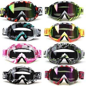Новые 22 Цвета Марка Ski Goggles Большой Лыжные маски Очки Горные лыжи Мужчины Женщины снег сноуборд очки Анти-песок ветрозащитный дышащий