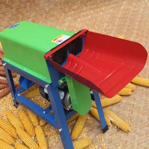 nuevo tipo de maíz máquina trilladora de maíz pelador eléctrico maíz en grano de la mazorca de trilladora Stripper máquina trilladora Herramientas