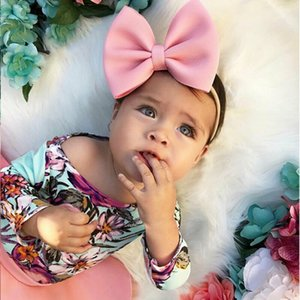 Baby Girl Pink Skirt Clothes 3 Pieces Set Floral Long Sleeve Bodysuits Tops Toddler Rompers Headband Clothing Autumn