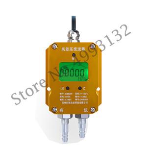 Pressão PCM620Y Digital Diferencial Transmissor 4-20 mA Digital Pressure Differential Display Transmissor Sensor
