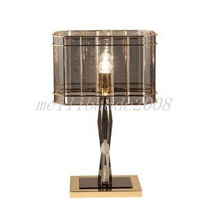 Okuma Salon Abajur Masa Lambaları Armatür Aydınlatma Ev Dekorasyon MYY için Vintage Lustres Tablo Işık Masası Işık
