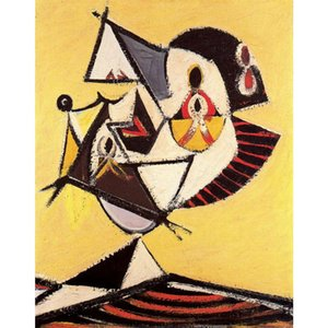 Canvas art oil Paintings Retrato Arshile Gorky Hand painted abstract artwork for bedroom decor