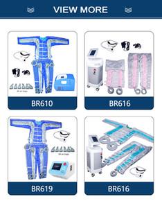 física tratamento presstherapy pressão de ar terapia preço pressoterapi portátil Pressão 24 Air Leg Massager Air Compression Massagem Botas