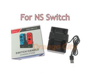 Для коммутатора JoyCon NS Handle игры 4-контроллерах настольное зарядное устройство для зарядки черный