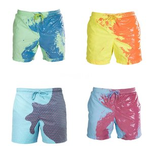 New Men'S Swimwear Solid Color Swimming Trunks Diving Surf Swim Shorts Personality Male Beach Boardshorts Sports Boxer Briefs#476