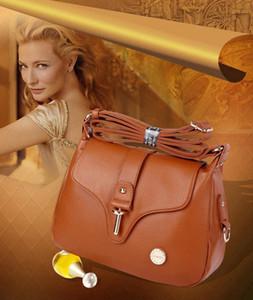 Lujo diseñador de los bolsos manera de los monederos de Crossbody del bolso de la mujer bolsos de hombro del cuero del diseñador Mochila Cartera de Patentes bolso de la mujer