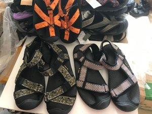 transmissão ao vivo 15USD 10USD onsale sandálias rasas verão sapatos, sandálias casuais para homens, mulheres e tamanho da juventude 34-44