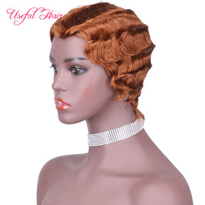 short ombre 6inch bob wigs synthetic wigs for black women synthetic lace front wigs short cheap braids crochet braids hair lace front wig