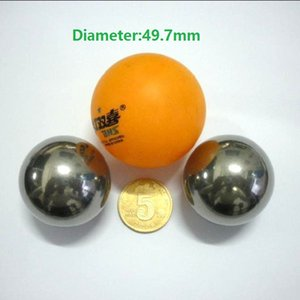 2pcs lot Dia 49.7mm steel ball bearing steel balls precision G16 high quality free shipping