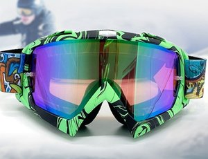 Amazon Explosion Models Riding Glasses Motorcycle Goggles Mask Outdoor Ski Windproof Glasses