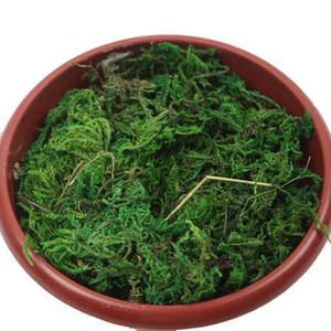 La simulation de mousse verte Fausse herbe Sod Faux Floral Verdure Faux Vert Mousse Herbe Simulation Moss gazon pelouse verte mur Faux plante