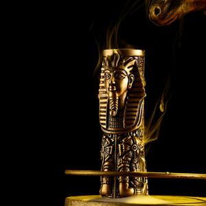 1 조각 황동 Onetop Vape Pharaoh 21700 Mech MOD 510 기계식 MOD Single 21700/18650 배터리 스프링 버튼 원본