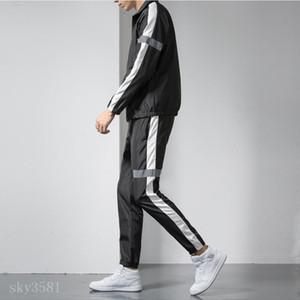 Mens Del Progettista tute da jogging di lusso Abiti A Maniche Lunghe Slim Casual arrivo 13eT camicia e pantaloncini Primavera Estate Casual Fashion Designer Me