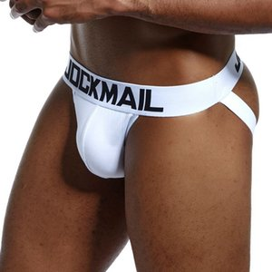 Sexy Homme Sous-Jockstraps coton sexy Jocks caleçons G-strings hommes string culotte cuecas Homme Slips Gay pénis