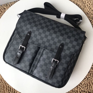 New Formal Casual Office Men Bags Handbag Black Briefcase Laptop Shoulder Bag Messenger Bag Male for Men Bags Business Briefcase