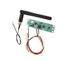 Yeni Kablosuz DMX512 PCB Modülleri Kartı LED Kontrolör Verici Alıcı 2018