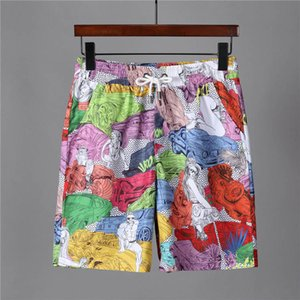 men designers Letter print Board Shorts Mens boardshort Summer Beach surf Pants High-quality Swim Shorts