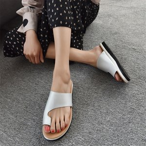 Hot Sale- High Quality Flip Flops Summer Designer Slipper Fashion Flat Scuff Leisure Women and Men Home Shoes Soft Slippers