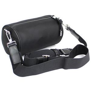 Luxary Marca 19ss New Moda sacos de viagem de alta qualidade Couro Duffle Bolsa Mini Tambor Trotter