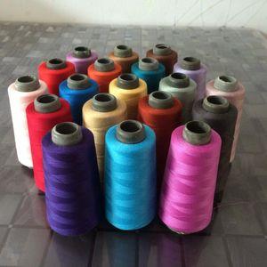 40 color Costura Hilos 3000 m yardas mano Costura máquinas industrial a Costura suministros 40 s/2