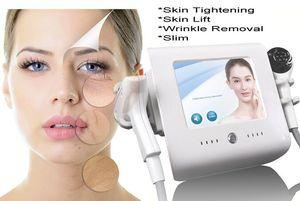 Alta qualità High Tech di bellezza della pelle sollevamento RF Focalizzata serraggio viso rimozione delle rughe del viso macchina di ringiovanimento della Anti-aging
