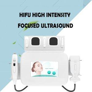 Máquina rápida de Liposonix que adelgaza la pérdida de peso 2IN1 HIFU Liposonix Máquina reductora de grasa de alta intensidad centrada en ultrasonidos Slimmiing