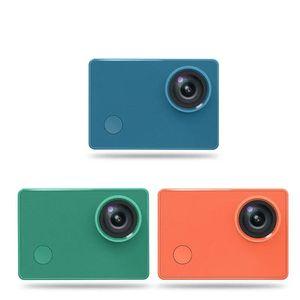 Orijinal YouPin Seabird 4 K 30FPS Spor Kamera SO NY Sensörü WIFI Eylem Kamera Destek SDIO3.0 Mavi Turuncu 3006709C7